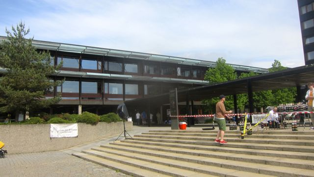 Vilhelm Bjerknes Hus