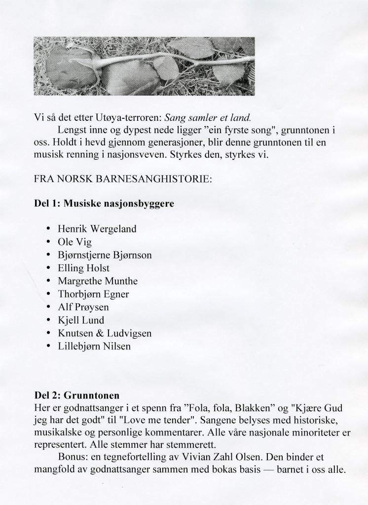 Baksideteks, Grunntonen033