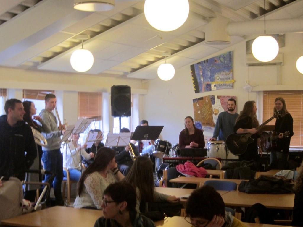 Band i Sogndal