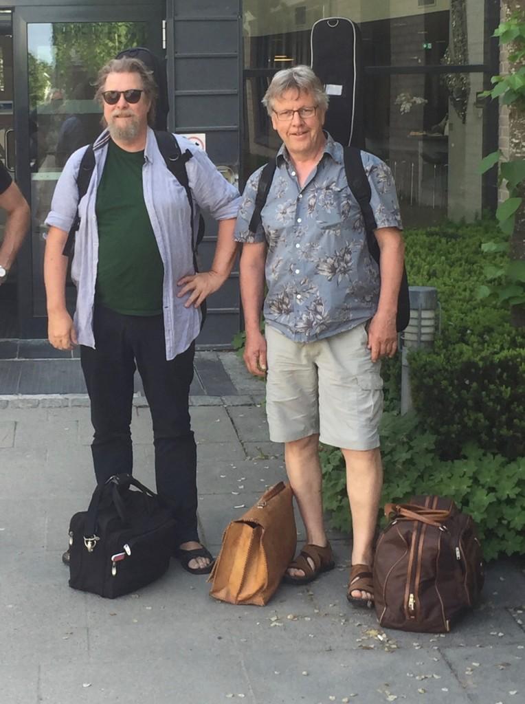 Tom og Håkon(1)