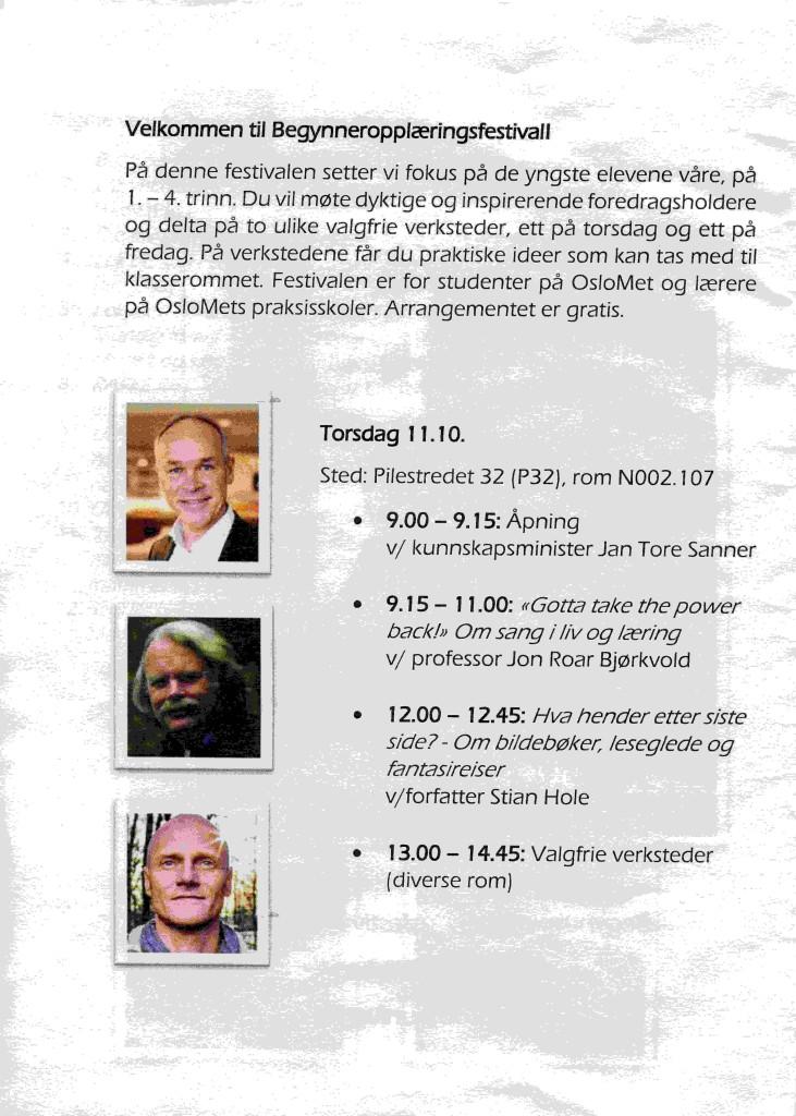 MET-program 2303