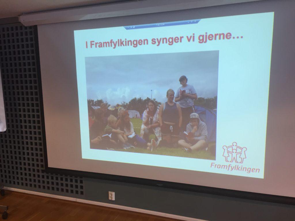 Freidigblogg » 19.1 – 2019: Framfylkingen på Sørmarka: «Små